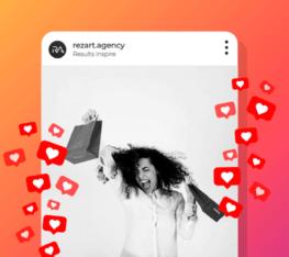 продажи в Instagram - гайд от Rezart Agency