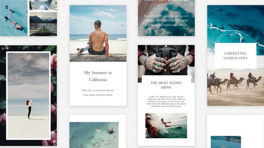 unfold - приложение для стильных Stories